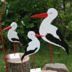 Storke - Hus og Have